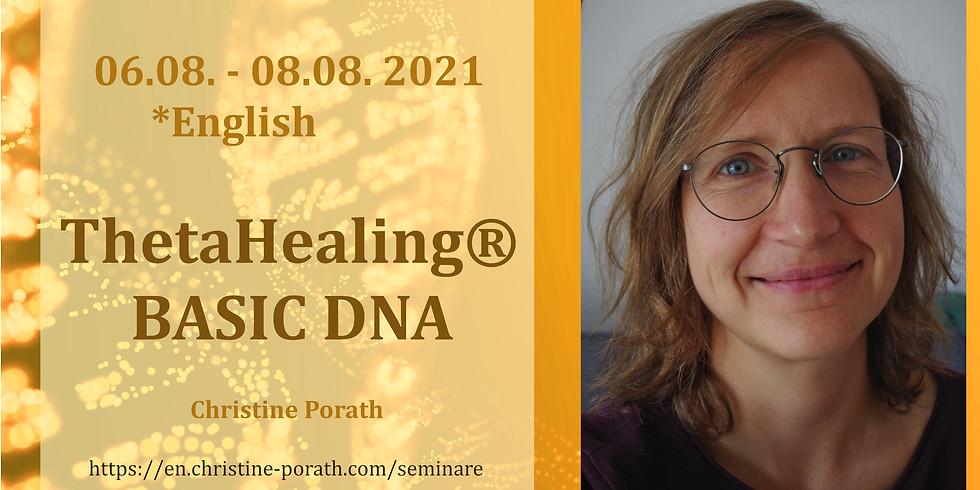 ThetaHealing® Basic DNA - Seminar