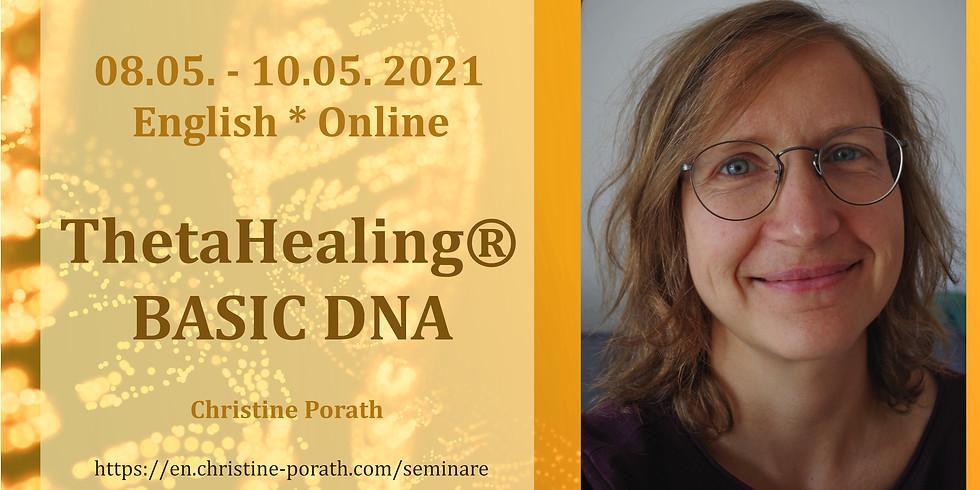 ThetaHealing® Basic DNA - Online Seminar