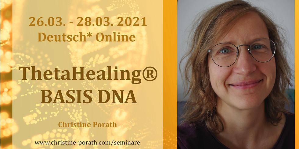 ThetaHealing® Basis DNA - Online Seminar