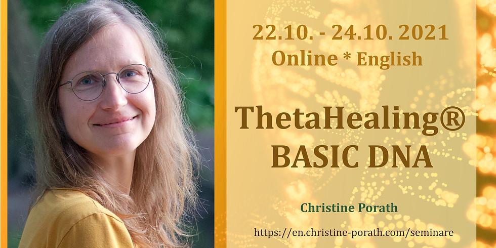 ThetaHealing® Basic DNA - Online Seminar - English