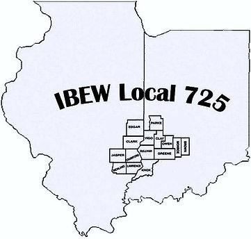Ibew Illinois Map.Home
