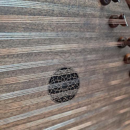 Persian Santur (چوب گردو)