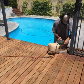 DIY Deck Maintenance