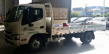 Timber Delivery Sydney