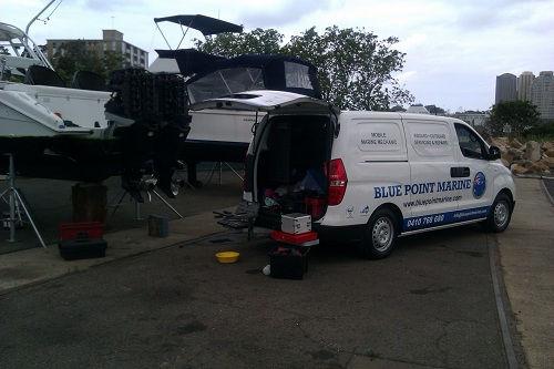 Mona Vale marine mechanic