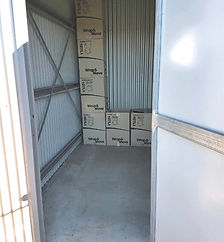 Self storage unit. Great Unit for, office storage, shed storage and motorbikes.