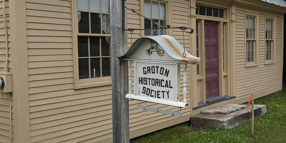 Exhibition about the History of Lake Groton
