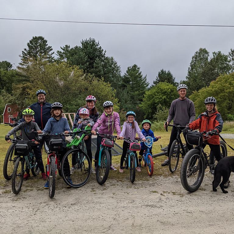 Groton Community Bike Ride #1