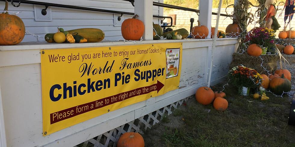 World Famous Chicken Pie Supper