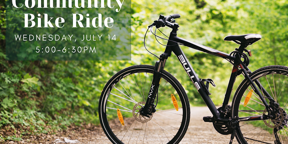 Groton Community Bike Ride #2