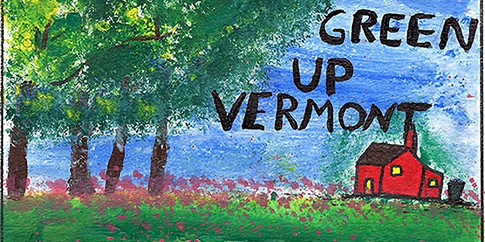 Green Up Day Vermont