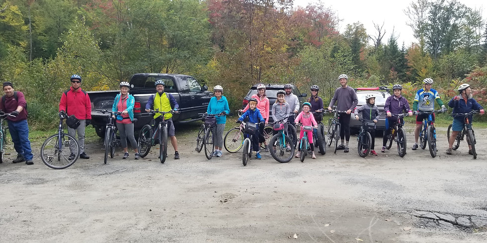 Fall Foliage Bike Ride / Groton Community Ride #8