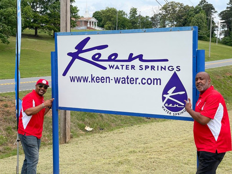 Keen Water Owns the 1st Black-Owned Water Plant in Georgia