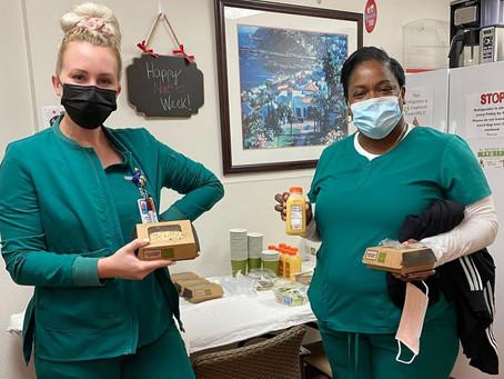 Celebrating South Florida Nurses during Nurse's Appreciation Week 2021