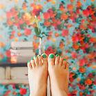 un forfait santé soins des pieds chez entre fleurs et nature à bromont
