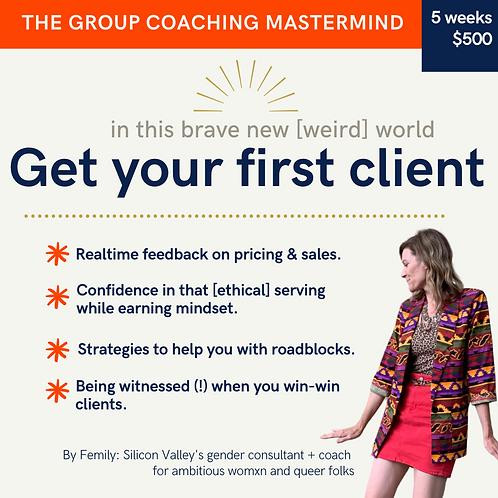 5-Week Mastermind