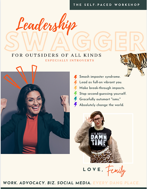 Leadership Swagger