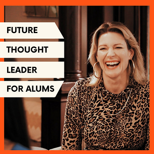 THOUGHT LEADER for ALUMS