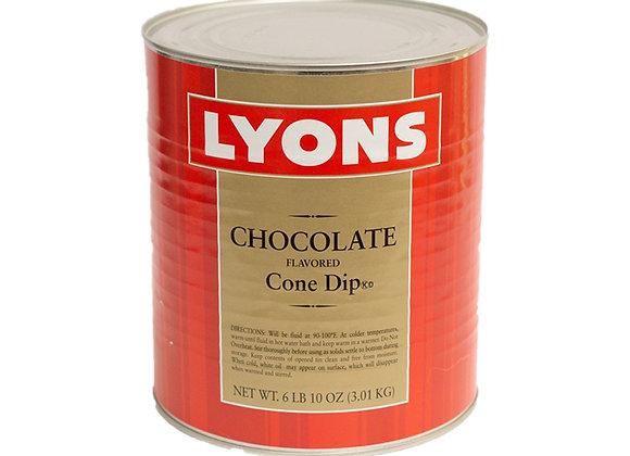Chocolate Cone Dip - #10