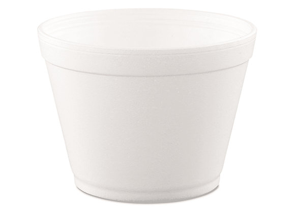 16oz Foam Container - (25 Count)