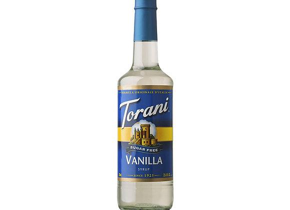 Vanilla Torani (Sugar Free)