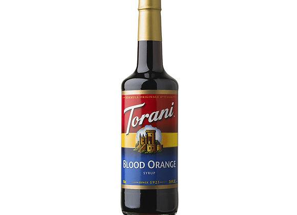 Blood Orange Torani