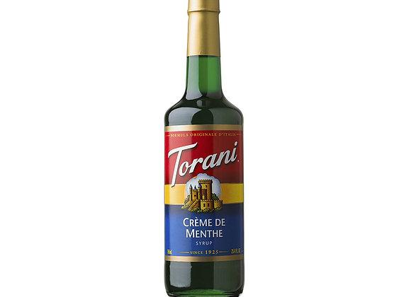 Crème de Menthe Torani