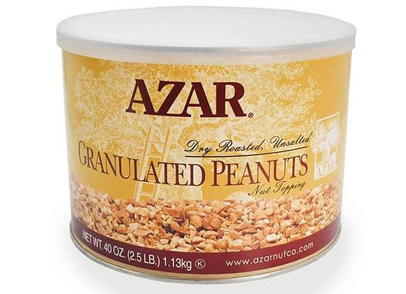 Granulated Peanuts