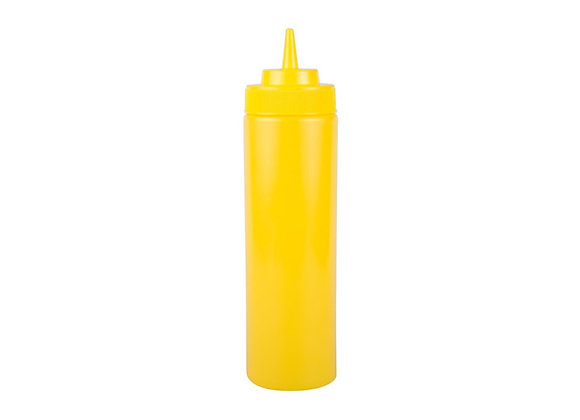 Yellow Squeeze Bottle