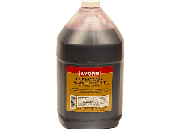 Boysenberry Pancake Syrup