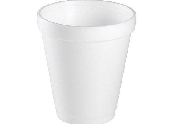 8oz Foam Cup (25 count)