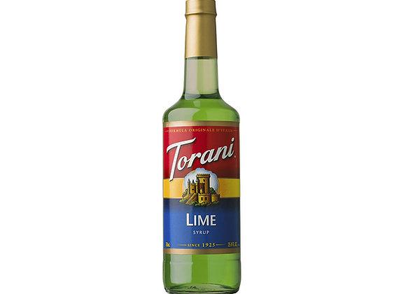 Lime Torani