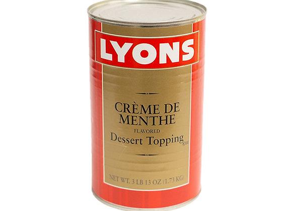 Crème de Menthe Topping - #5