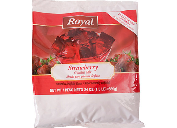 Strawberry Gelatin