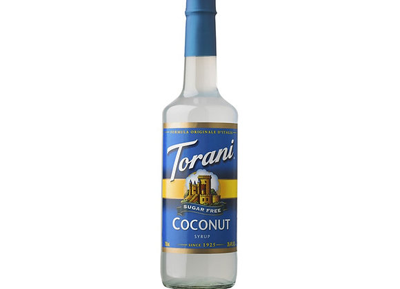 Coconut Torani (Sugar Free)