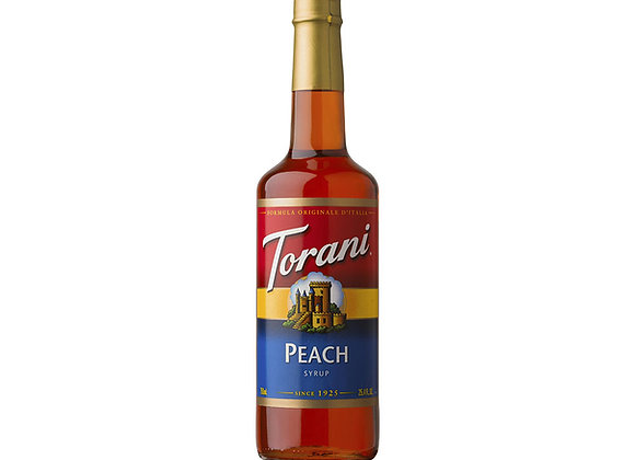 Peach Torani