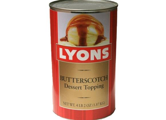 Butterscotch Topping - #5