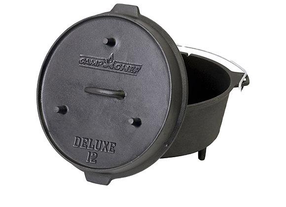 """12"""" Deluxe Dutch Oven"""