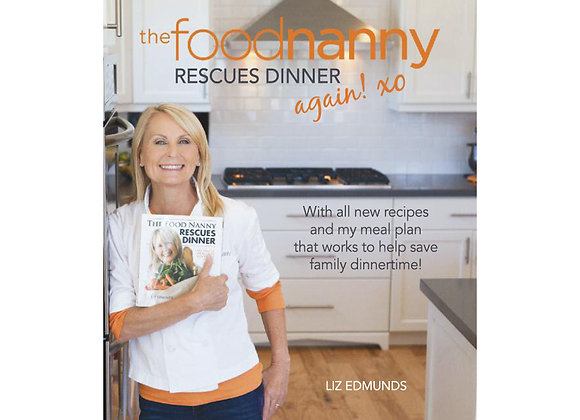 Food Nanny Cookbook #2