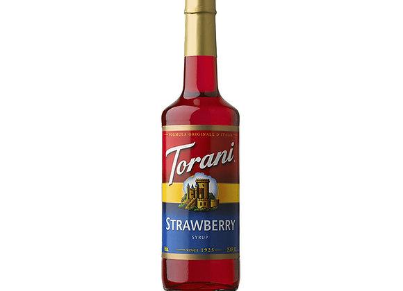 Strawberry Torani
