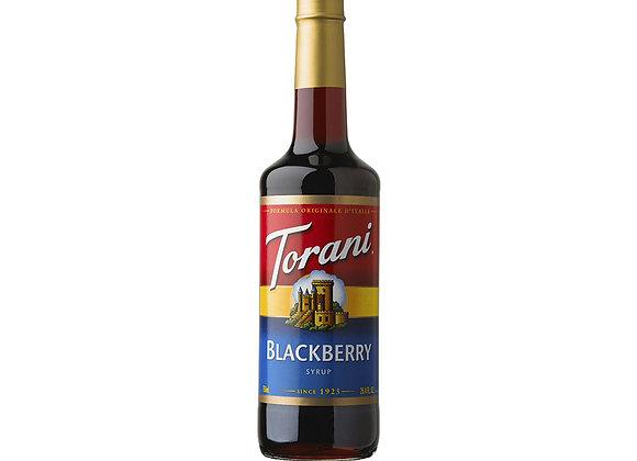 Blackberry Torani
