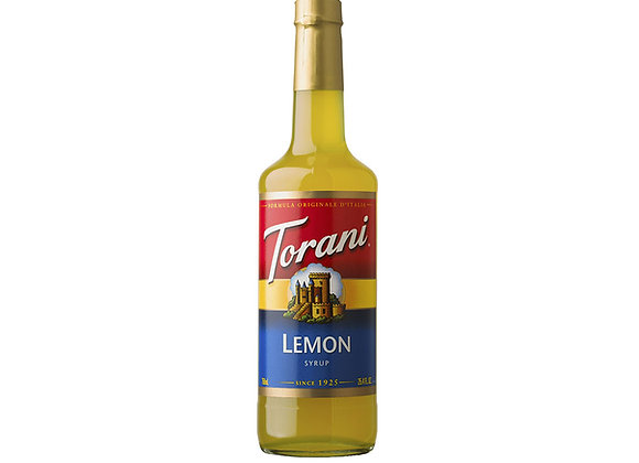 Lemon Torani
