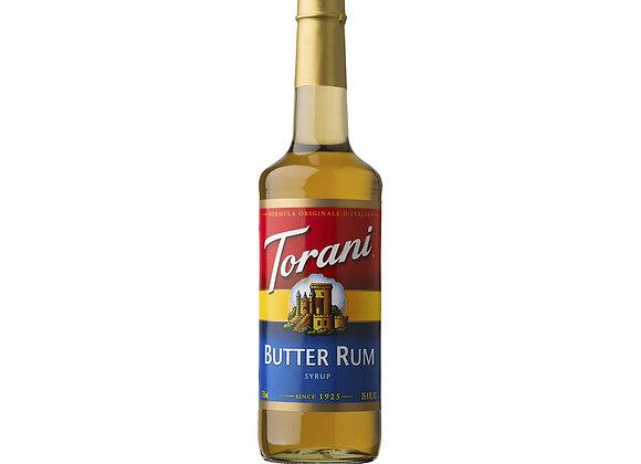 Butter Rum Torani