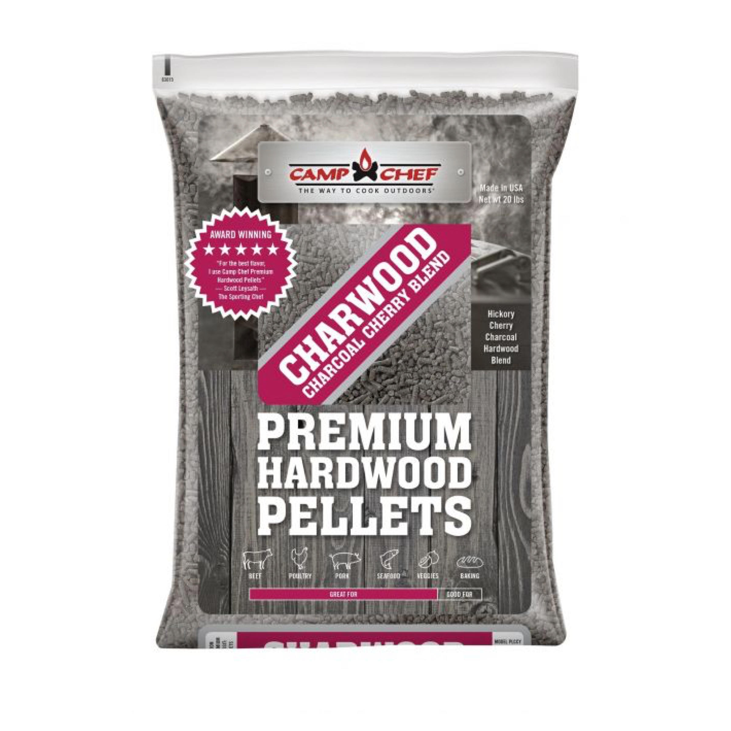 Charwood Cherry Pellets