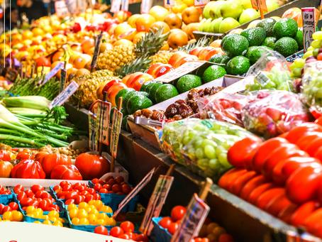 Como escolher frutas e verduras?
