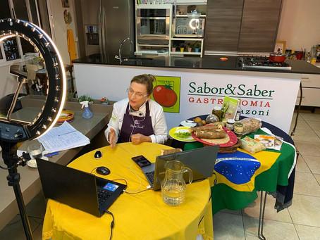Dia Nacional da Mandioca - Bate Papo com o Slow Food Brasil - Live 22/04