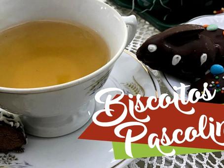 Ovinhos de Biscoitos com Chocolate! Chocolates em Família para a Páscoa à Muitas Mãos!