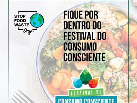 Dia Mundial da Educação e Campanha Internacional contra o Desperdício de Alimentos