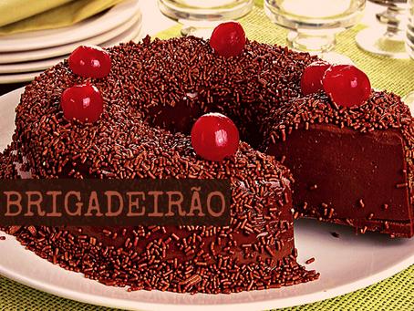 Brigadeirão!!!!