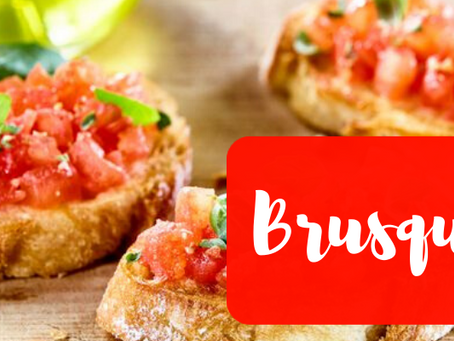 Final de Semana com Deliciosas Brusquetas